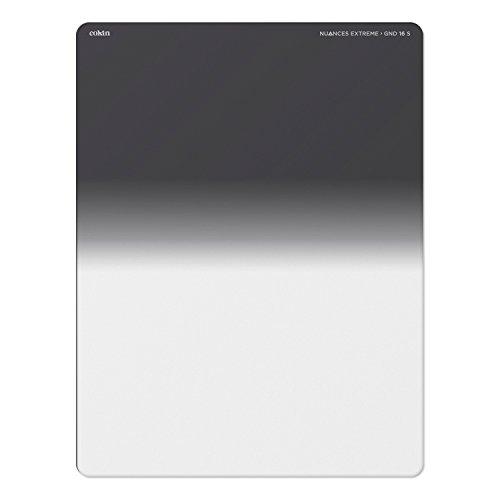Cokin 10977 X-Pro Nuances Graduated ND16S - Filtro de 4 Puntas, Color Gris