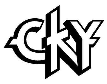 CKY Rock Band - Sticker Graphic - Auto, Wall, Laptop, Cell, Truck Sticker for Windows, Cars, Trucks
