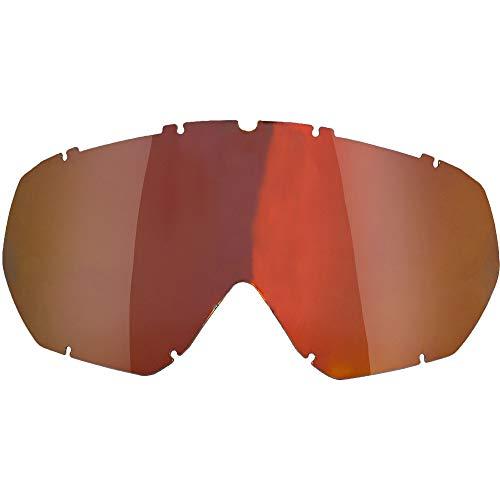 Broken Head Brillenglas für MX-Brille MX-2 (Rot verspiegelt)