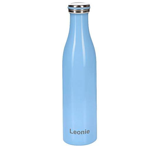 Lurch Isolierflasche MIT Gravur (z.B....
