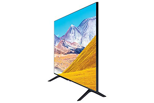 TV LED 4K 125 cm Samsung UE50TU8075 - 50 pouces - HDR10+ - PQI 2100 - SMART TV - Wifi - Assistant vocal intégré : Bixby, Alexa, Google - Bluetooth