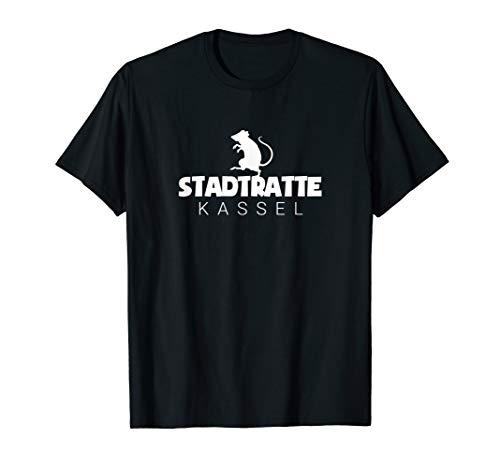 Lustiges Kassel T-Shirt Stadtratte Spruch Geschenk