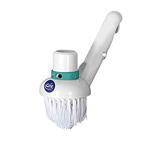 Gre 40806 - Cepillo Aspirador Limpiaesquinas para Piscina