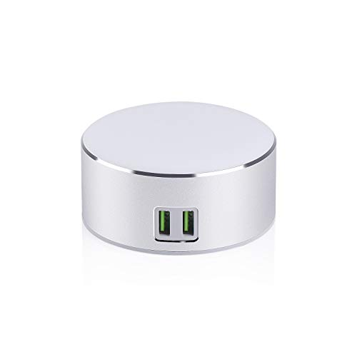 Smart LED Bedside Phone Charger,Dimmable Bedside Lamp/Nightstand Lamp...