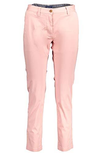 GANT Classic Cropped Chinos Hose für Damen, Chino 38