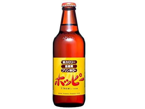 ホッピービバレッジ ホッピー330 330ml瓶×24本入