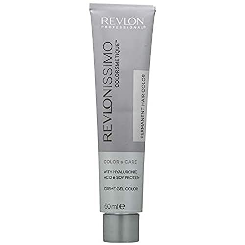 REVLON PROFESSIONAL Revlonissimo Colorsmetique Color&Care Permanente Haarfarbe, 6 Dunkelblond, 1er Pack (1 x 60 ml)