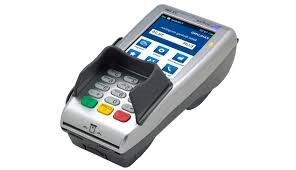 CCV Verifone VX 680 GSM/GPRS mobiles EC Cash -und Kreditkarten-Gerät, Großes Farbdisplay mit Touchscreen, (optional komplett mit SIM Datenkarte)