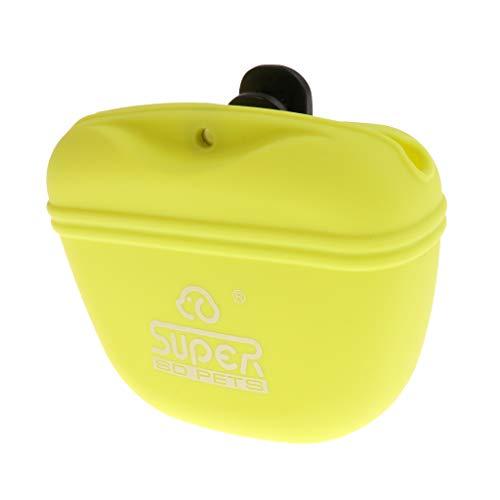 B Blesiya Boite de Friandises Multi-usages Cube de Rangement pour Jouets, Aliments Friandises Portable pour Chien Chat - Vert