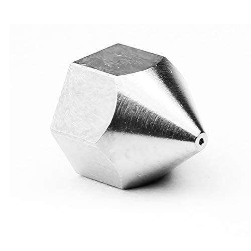 Micro Swiss Plated slijtvast mondstuk voor Up Box 3D Printer .4mm