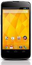 "LG Google Nexus 4 E960 16GB Unlocked GSM Smartphone w/ 8MP Camera and 4.7"" True-HD IPS+ Screen - Black"