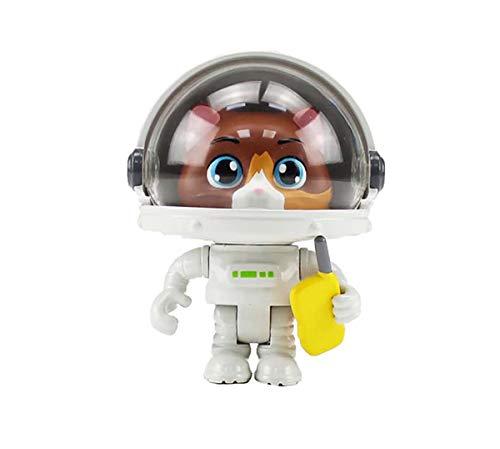 Smoby - 180114 - Cosmo - Figurine 44 Chats - pour Enfants à partir de 3 Ans - Multicolore