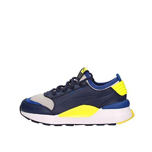 Puma RS-0 SMART PS Kinder BLAU SPORTSHUHE 37095601