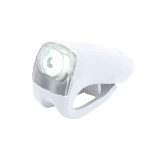 Knog LED Beleuchtung Boomer vorne, weiß