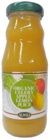 イタリア産 オーガニック セロリジュース アップル&レモン 200ml アウレーリ