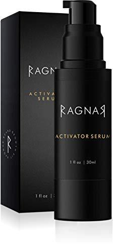 RAGNAR - Activator Serum | Bartwuchsmittel für Männer | Bartwuchs fördern | Bartlücken schließen | Bartwachstumsserum | 1x Serum
