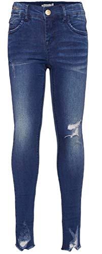 NAME IT NAME IT Mädchen NKFPOLLY DNMTORI 3079 Pant NOOS Jeans, Blau Dark Blue Denim, 116