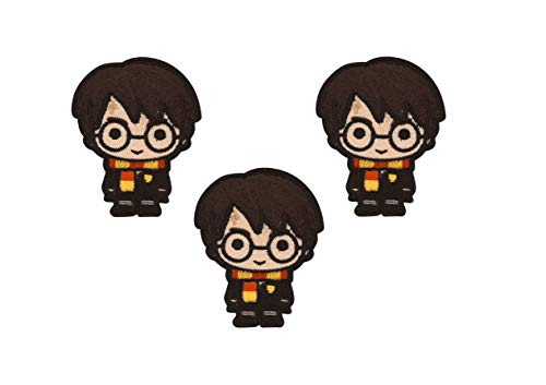 Toppa termoadesiva Harry Potter, 3 pezzi