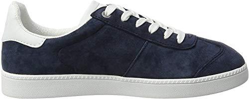 bugatti Damen 422282017050 Sneaker, Blau (Dark Blue/White), 40 EU