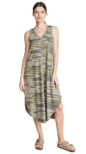 Z SUPPLY Women's Camo Reverie Dress…