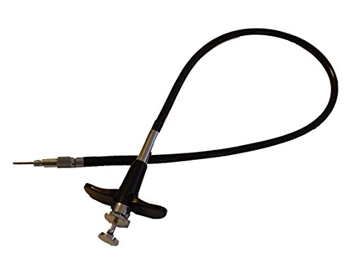 vhbw Cable Mando a Distancia, Disparador, Control Remoto 40cm para cámaras Nikon F3, F4,...