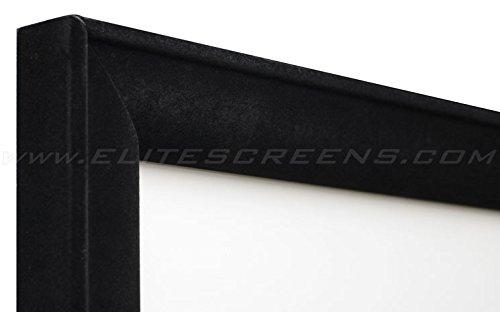 Elite Screens Rahmenleinwand Sable Frame B2 203 x 115 cm, 16:9 Format 92 Zoll, SB92WH2