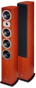 Heco Victa 601 3-Wege- Bassreflex Standlautsprecher (150/280 Watt) Cherry