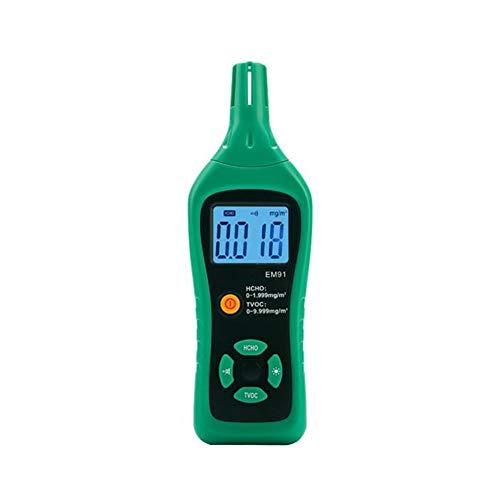 Digital-Smart-Formaldehyd-Gas-Detektor Gaszähler Formaldehyd Tester Sensor HCHO TVOC Meter Luft Analysatoren XXYHYQHJD