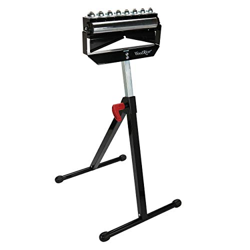 WoodRiver Adjustable 4-N-1 Work Support Stand
