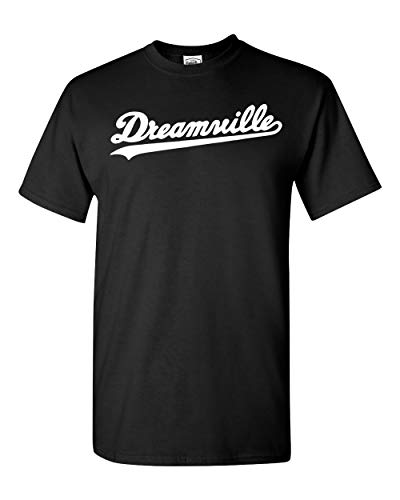 J. Cole Dreamville T-Shirt 4 Your Eyez Only Tour Rap Hip Hop Cole World Men S-3X (3XL, Black)