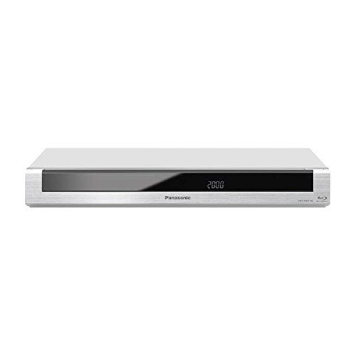 Panasonic DMRBWT745EC9 - Grabador de Blu-ray (3D, escaldo 4K, WiFi incorporado, disco duro de 500 GB), negro [Versión Importada]