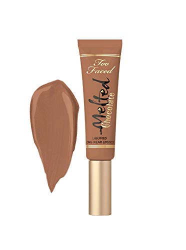 Too Faced Melted Chocolate Liquified Lipstick - Chocolate Honey