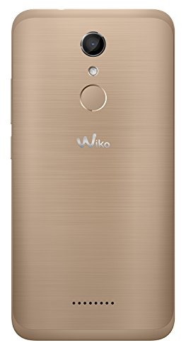 Wiko Upulse Smartphone débloqué 4G (Ecran: 5.5 pouces - 32 Go - Double Micro-SIM - Android 7.0) Or