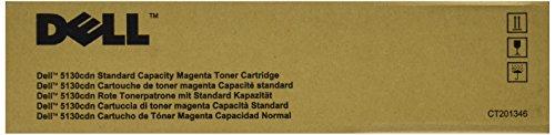 Dell P615N Magenta Toner Cartridge 5130cdn Color Laser Printer