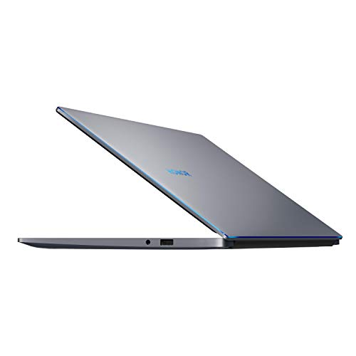 "HONOR MagicBook 14 (AMD Ryzen 5 3500U, RAM 8Go, SSD 256Go, Radeon Vega 8, Ecran 14"" FHD, Windows 10 Home, Clavier Français AZERTY) – Space grey"