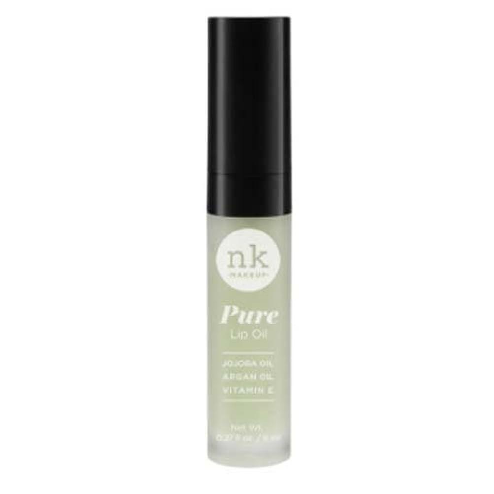 選択愛されし者偶然の(6 Pack) NICKA K Pure Lip Oil - Pepper Mint (並行輸入品)