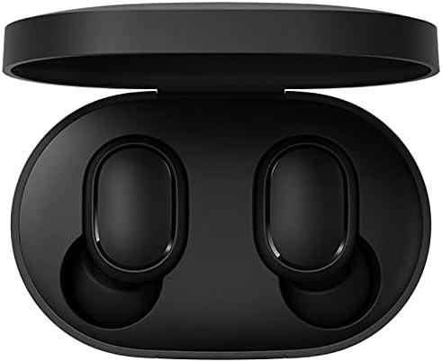 Hanone Reducción de Ruido 5.0 Auriculares inalámbricos Auriculares inalámbricos para Juegos con Auriculares de micrófono Control AI para Xiaomi Airdots S