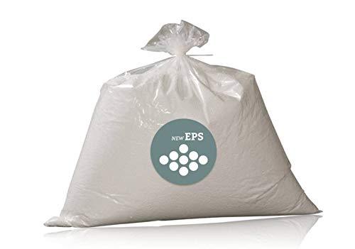 WHOOBER Sitzsack-Füllung - 50 Liter - Nachfüllpack - Original EPS Premium Perlen höchster Qualität für optimalen Komfort