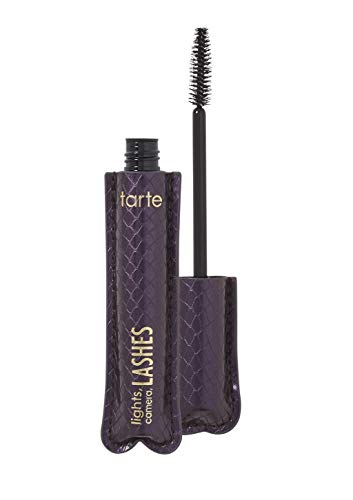 Tarte Lights, Camera, Splashes! Waterproof Mascara Black