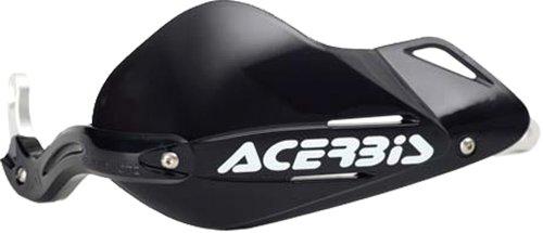 Acerbis 2141970001 Super Moto X-Strong Black Handguard by Acerbis