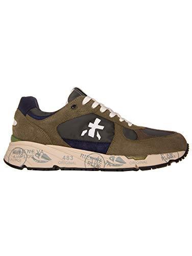 PREMIATA Mase 5162 - Zapatillas deportivas para hombre, color verde Verde Size: 42 EU