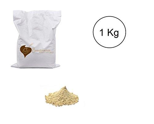 Bongiovanni Farine e Bonta' Naturali Semolato Integrale di Grano Khorasan Kamut - 1 kg
