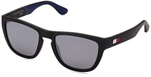 Tommy Hilfiger Herren TH 1557/S Sonnenbrille, MTT SCHWARZ, 52