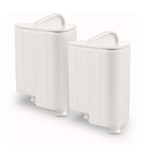 Tefal XD9060E0 Cartuccia anticalcare in ferro, plastica, bianca