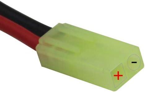 V-MAXZONE 103mm 3S Pistola de Agua Lipo batería 11,1 V 2200 mAh 40C 452096 para Airsoft BB Pistola de Aire Juguetes eléctricos RC Piezas 1 Uds ( Color : Yellow )