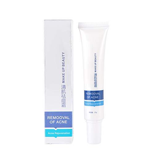 Crema de acné Eliminación de marcas, gel, reparación de la piel, acné, tratamiento para las manchas