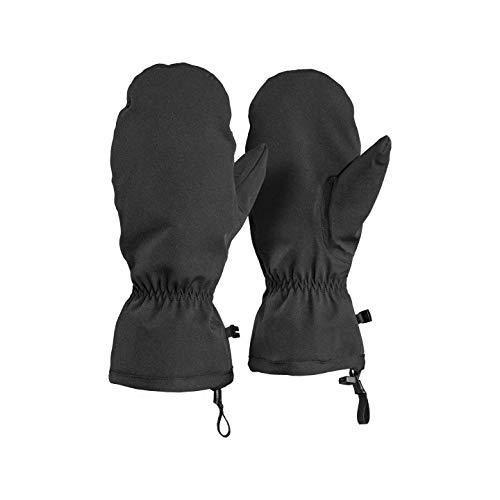Bontrager Stormshell Mitt Winter Fahrrad Handschuhe schwarz 2021: Größe: L/XL