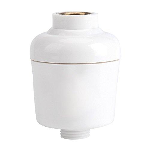 YLLN Cabezal de Ducha de baño extraíble, purificador de Filtro de Grifo en línea para Hotel en casa.