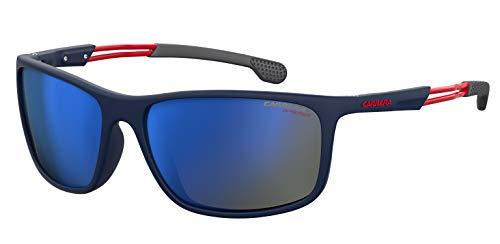 Carrera 4013/S Gafas de Sol, Multicolor (Mtt Blue), 62 para Hombre
