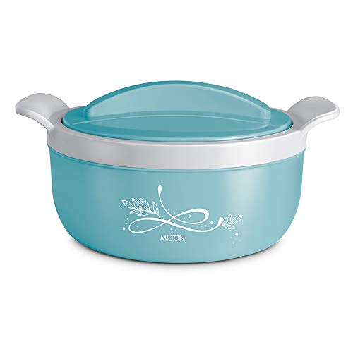 Milton Crave 2500 Insulated Inner Stainless Steel Casserole, 2150 ml, Blue